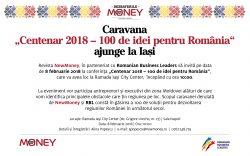 Centenar 2018 - 100 de idei pentru România @ Ramada Iași City Center | Iași | Județul Iași | România