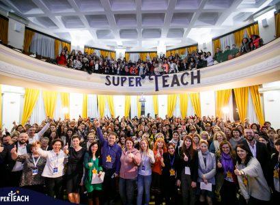 SuperTeach la Sibiu | 28 aprilie 2018