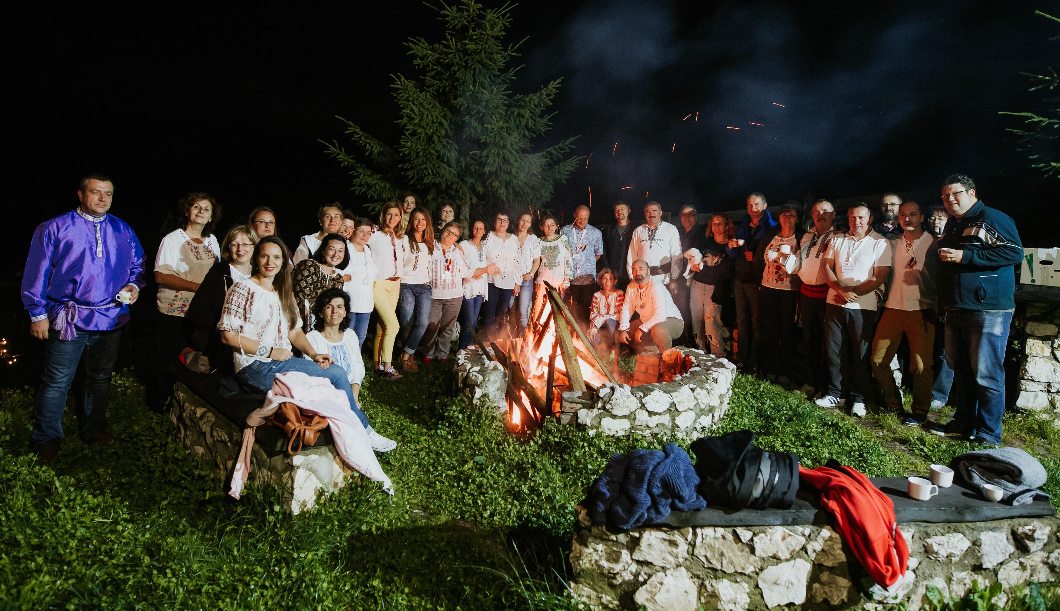 MERITO SummerCamp: Despre coagularea comunităţii de profesori şi conexiunea cu liderii de business