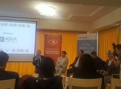 """Caravana """"Centenar 2018"""", la Cluj-Napoca: Criza forței de muncă, încotro?"""