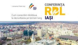 """Conferința RBL Iași, """"Cum conectăm Moldova la dezvoltarea pe termen lung"""" @ Complex Palas Iași   Iași   Județul Iași   România"""
