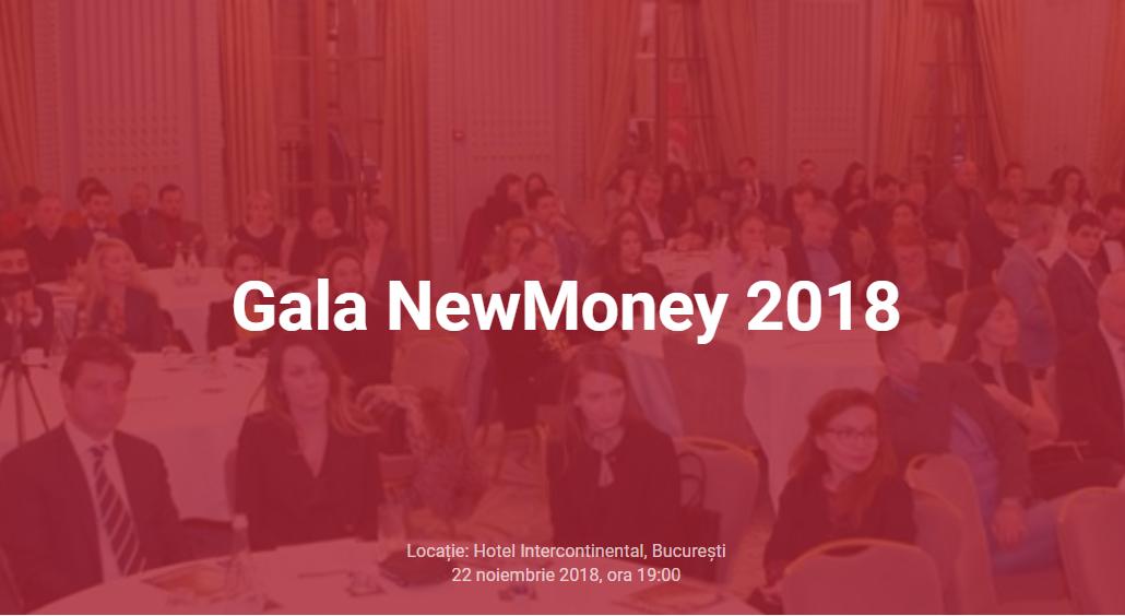 Gala NewMoney 2018