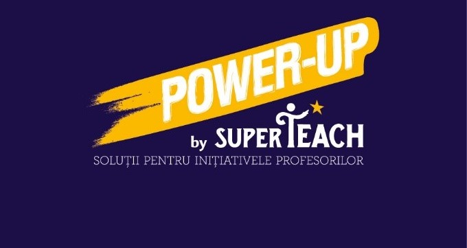 Lansare Power-Up by SuperTeach | 24 noiembrie