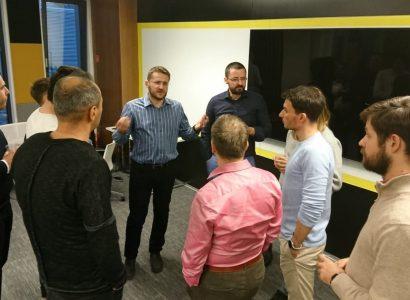 Ce se întâmplă de fapt la Ateliere de Antreprenoriat Scale-Up