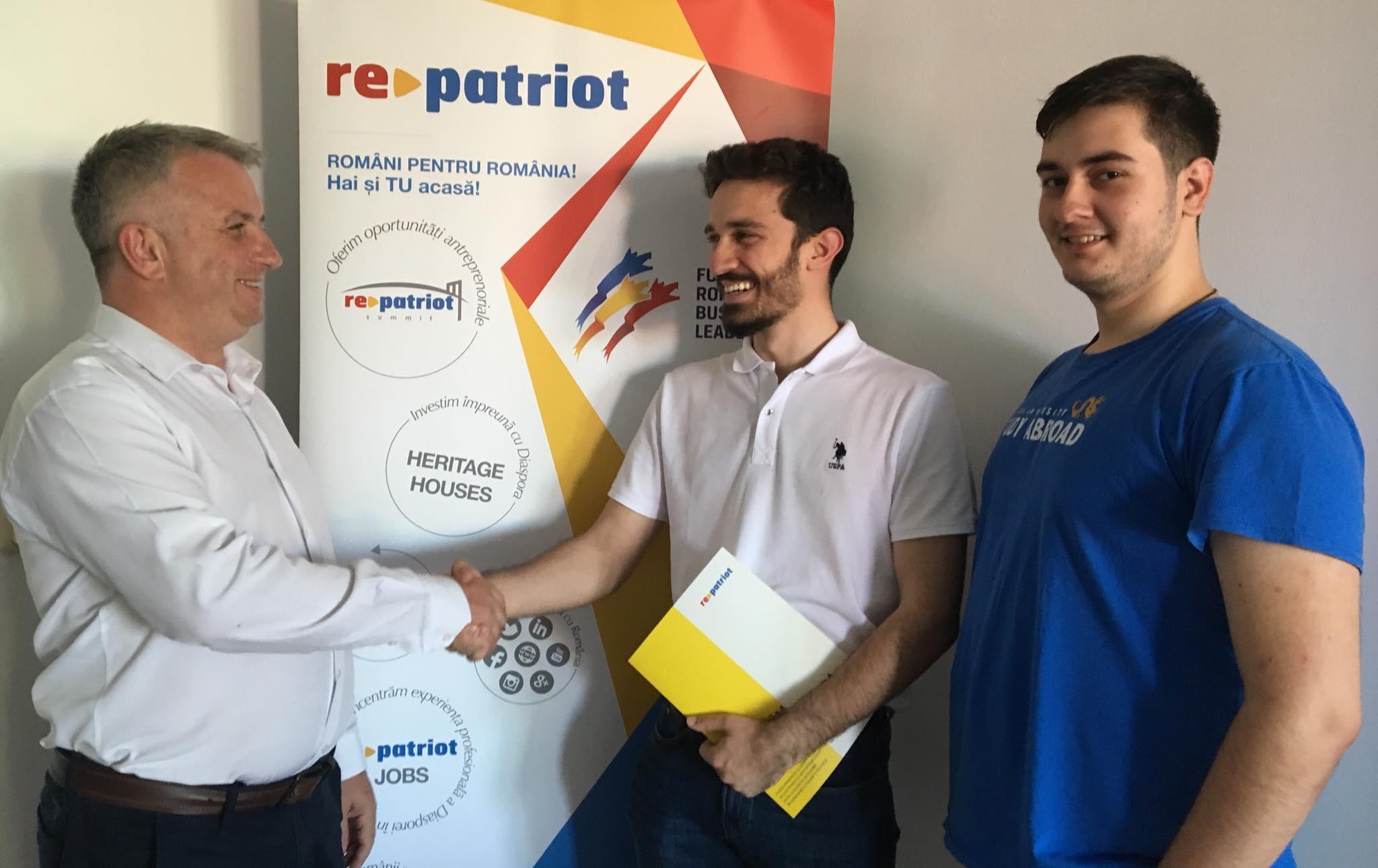 LSRS și RePatriot-RBL au dat mâna prin semnarea unui protocol în vederea cooperării pe proiecte de interes comun
