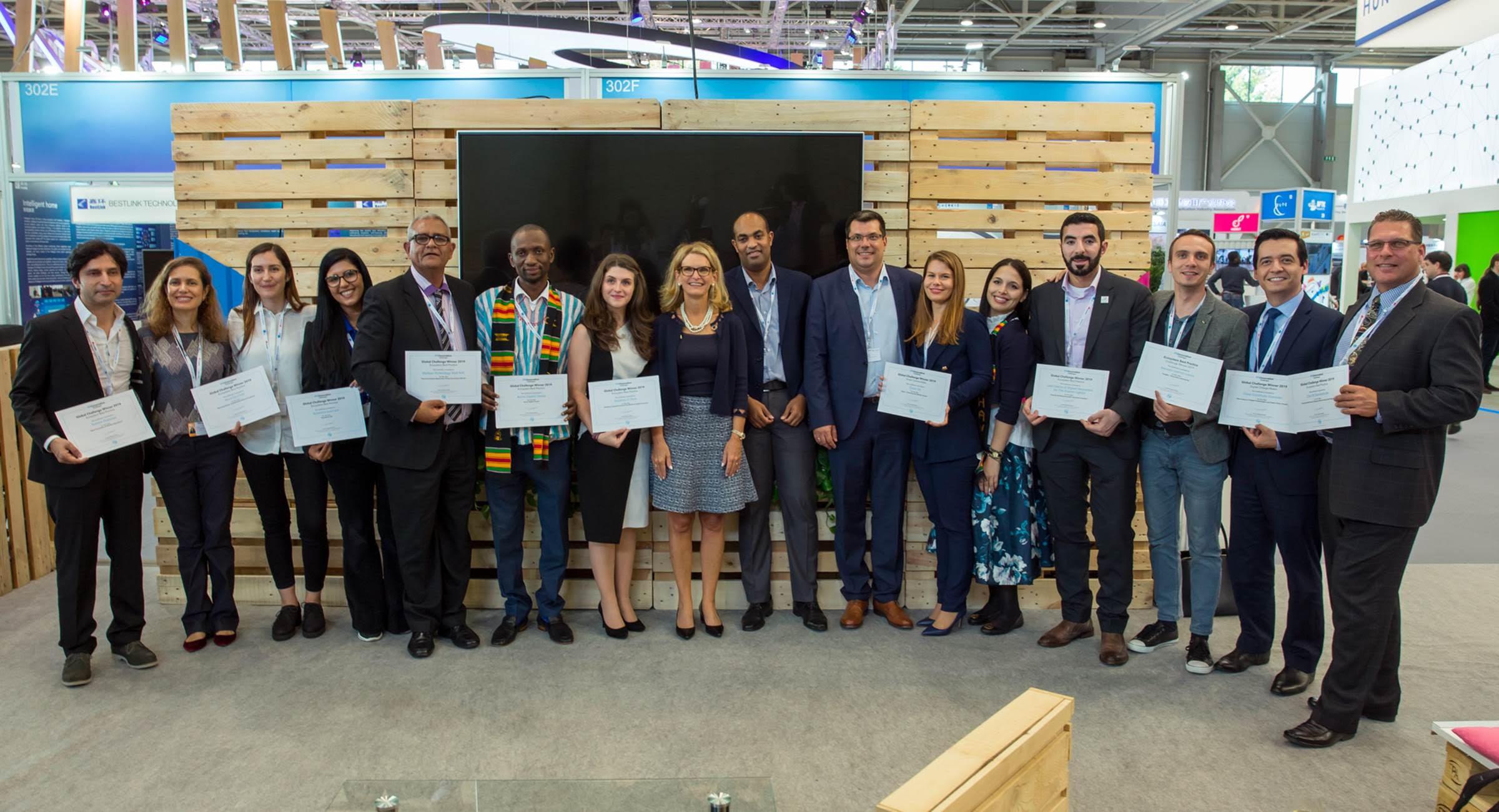 Insights a fost premiat de Uniunea Internațională în domeniul Telecomunicațiilor, agenția Națiunilor Unite specializată pe informații și telecomunicații