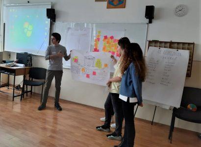 """Romanian Business Leaders lansează în Constanța """"Antrenament pentru Viitor"""", cel mai complex program de orientare în carieră din România"""