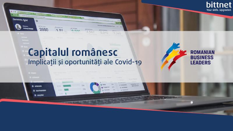 RBL live: Capitalul românesc – implicații și oportunități ale Covid-19