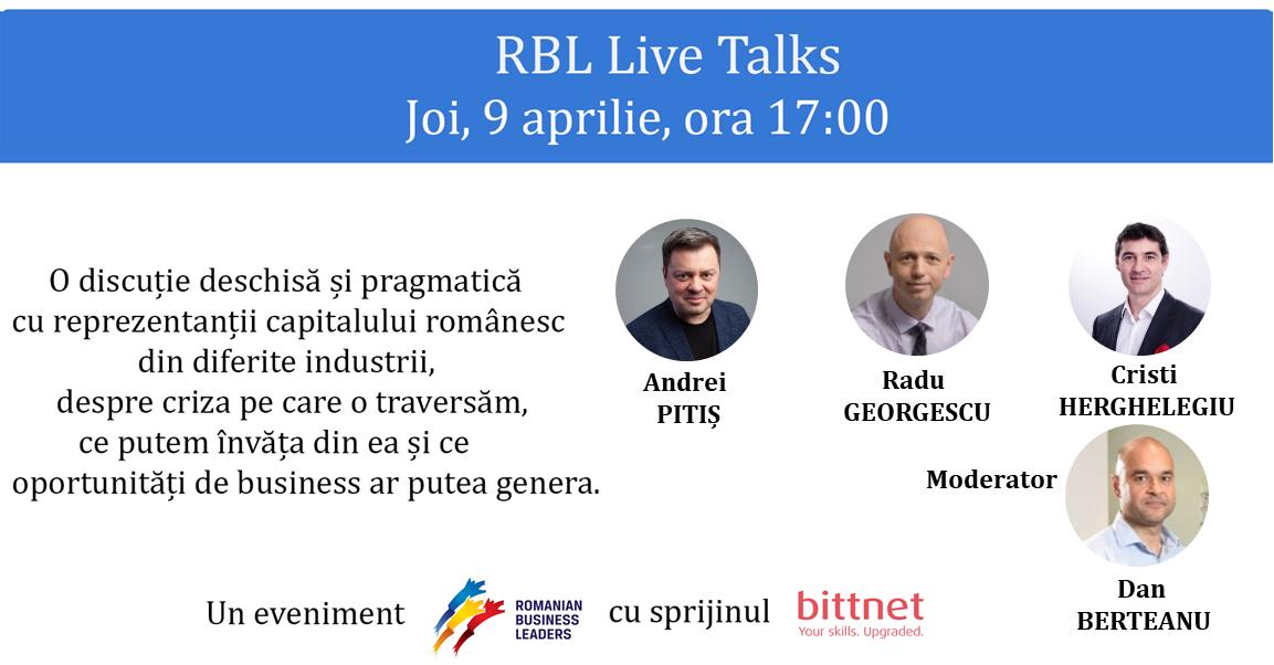 RBL Live Talks #2 Tech