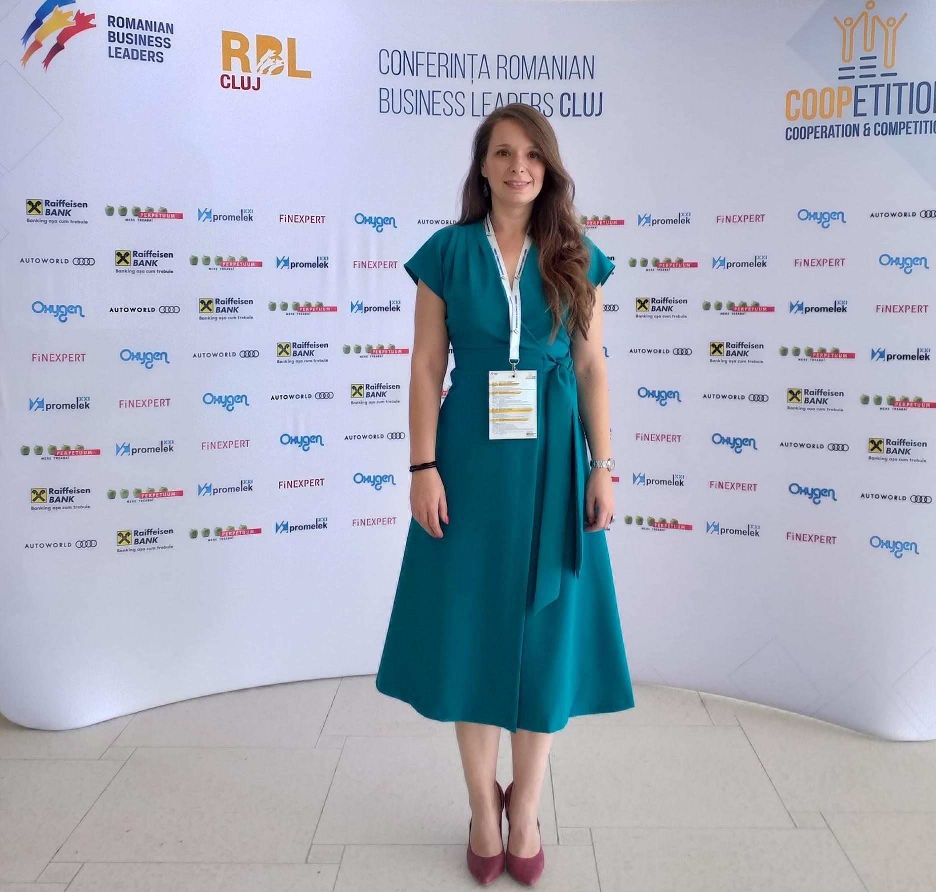RBL are un nou Director Executiv. Fundația va fi condusă de Alina Burlacu