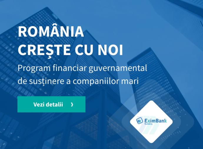 Protejat: Termen extins pentru inscrierea in Programul financiar de sustinere a companiilor mari