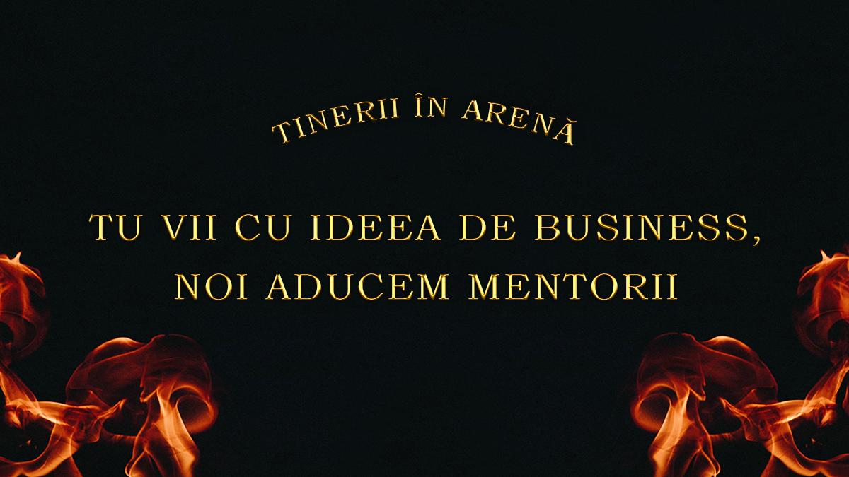 Comunicat de presă: Tinerii își prezintă ideile de business în fața antreprenorilor de top din România