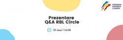 Prezentare | Q&A RBL Circle @ Online event