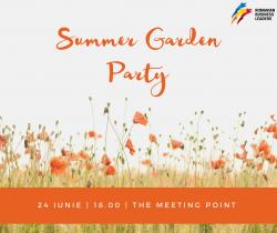 RBL Summer Garden Party