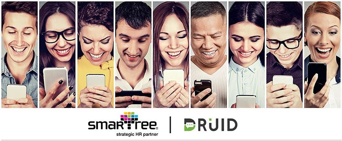 [P] Smartree se parteneriază cu DRUID pentru implementarea de chatboți de HR