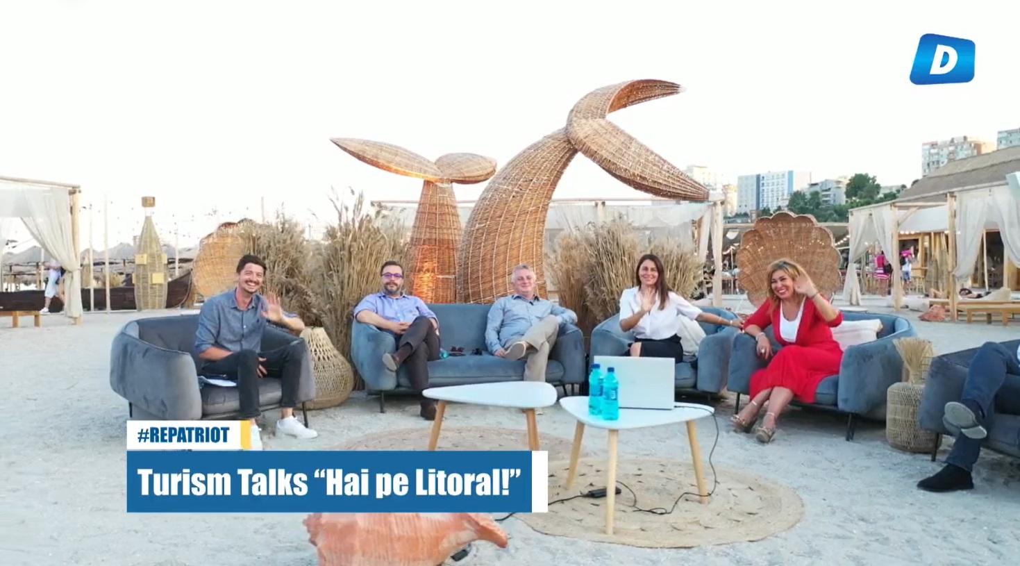Repatriot Turism: Litoralul românesc înseamnă acasă, rude, prieteni, cunoștințe
